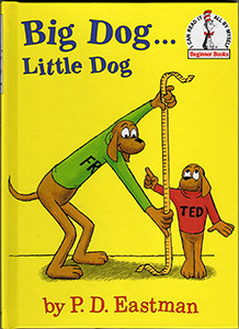 Big Dog...Little Dog Hardcover