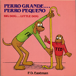 Perro Grande...Perro Pequeno eBook Edition