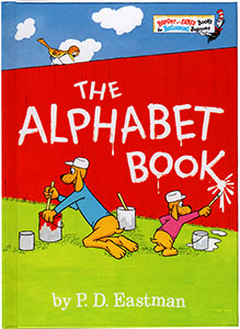 The Alphabet Book Hardcover